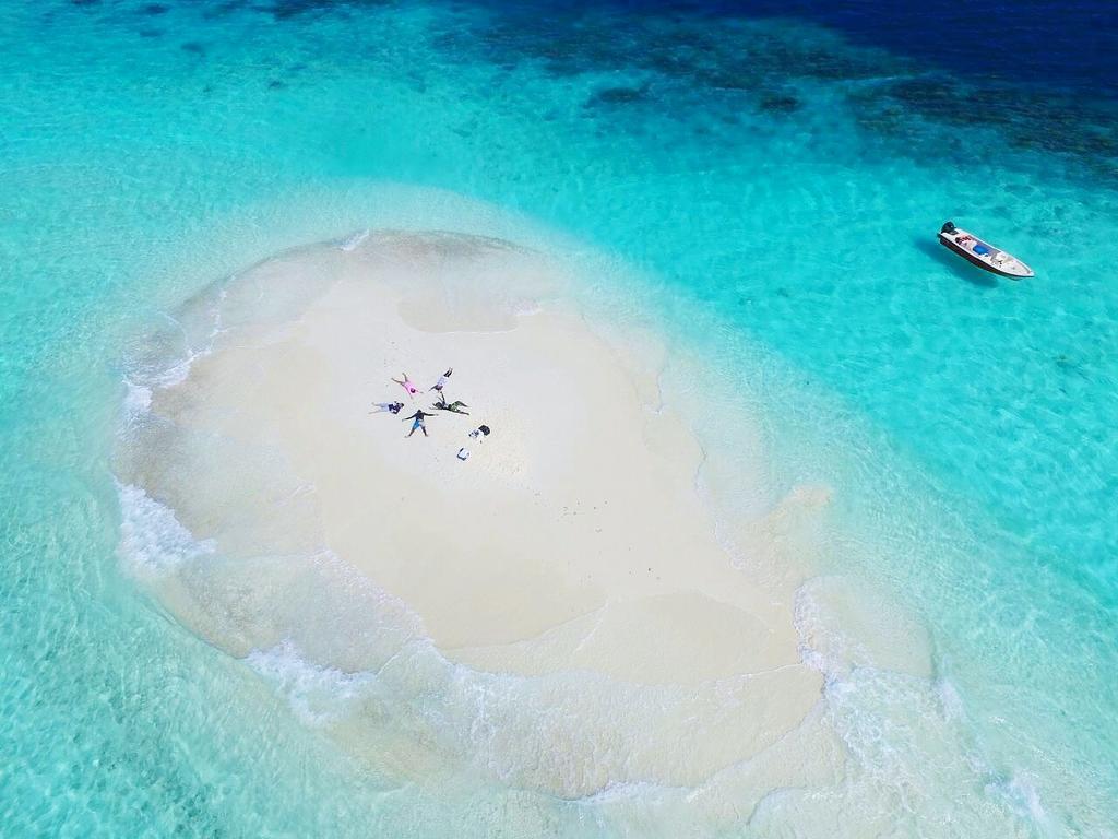 الانشطة السياحية في جزيرة مافوشي Maafushi 1
