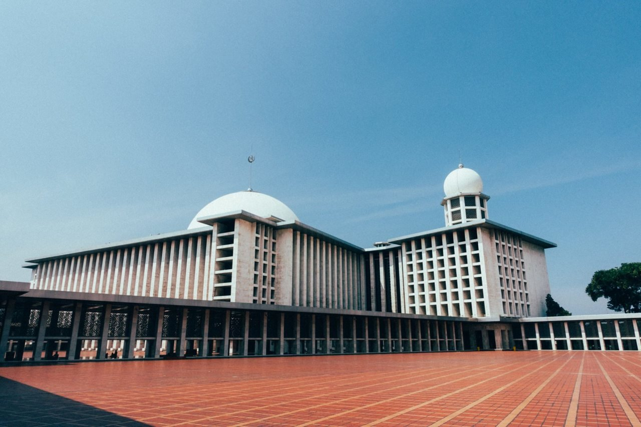 مسجد الاستقلال