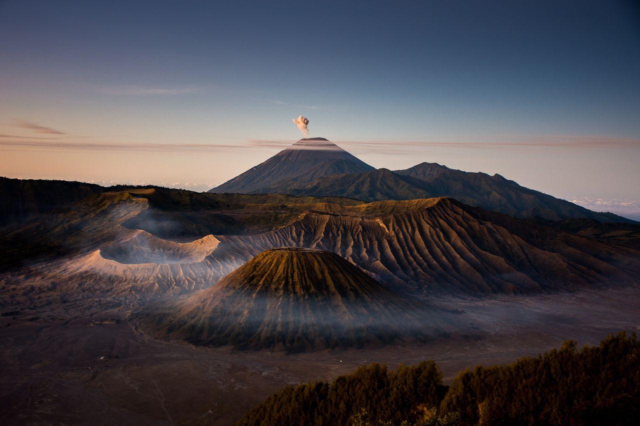جبل برومو