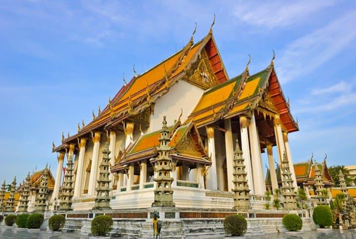السياحة في بانكوك : [محدث 2019 ] 1