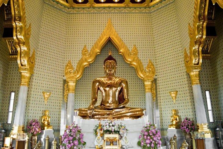 معبد بوذا الذهبي