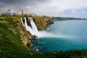 شلالات - اهم الاماكن السياحية في انطاليا - السياحة في انطاليا
