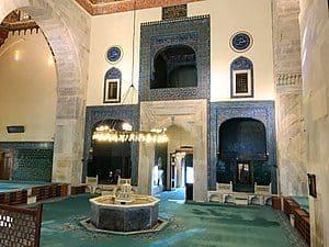 المسجد الاخضر - السياحة في بورصة - اهم الاماكن السياحية في بورصة