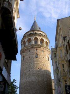برج غلاطة - السياحة في تركيا