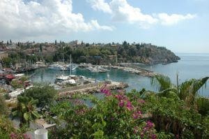 انطاليا - السياحة في تركيا