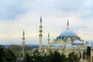 مسجد السلطان أحمد - السياحة في تركيا